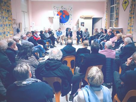 Agir ensemble : Rencontrez l'équipe autour de Hiazid BELABBES