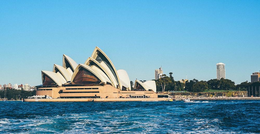 Fille Au Pair à Sydney (Australie)
