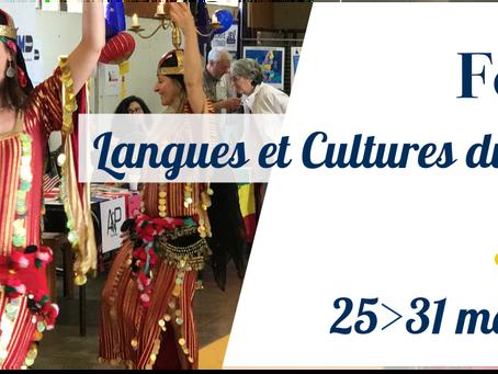 Festival des Langues de Santes : 1 semaine pour découvrir les Langues et les Cultures du Monde