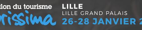 Votre invitation pour le salon Tourissima à Lille !