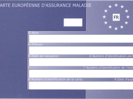 La carte européenne d'assurance maladie vous accompagne dans votre séjour linguistique