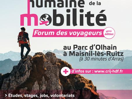 Le Parc d'Olhain accueille la 4e édition de la Bibliothèque Humaine de la Mobilité.