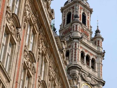 WEP investit le Palais de la Bourse de Lille.