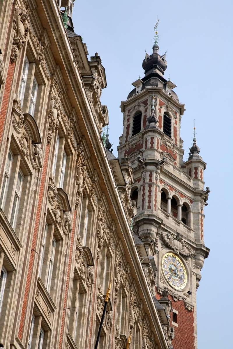Palais de la Bourse - CCI Lille