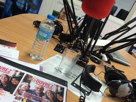 WEP Nord - Pas de Calais chez Radio Plus
