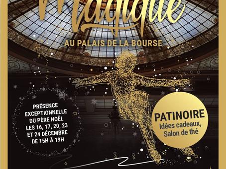 La patinoire de Noël s'installe à Lille.