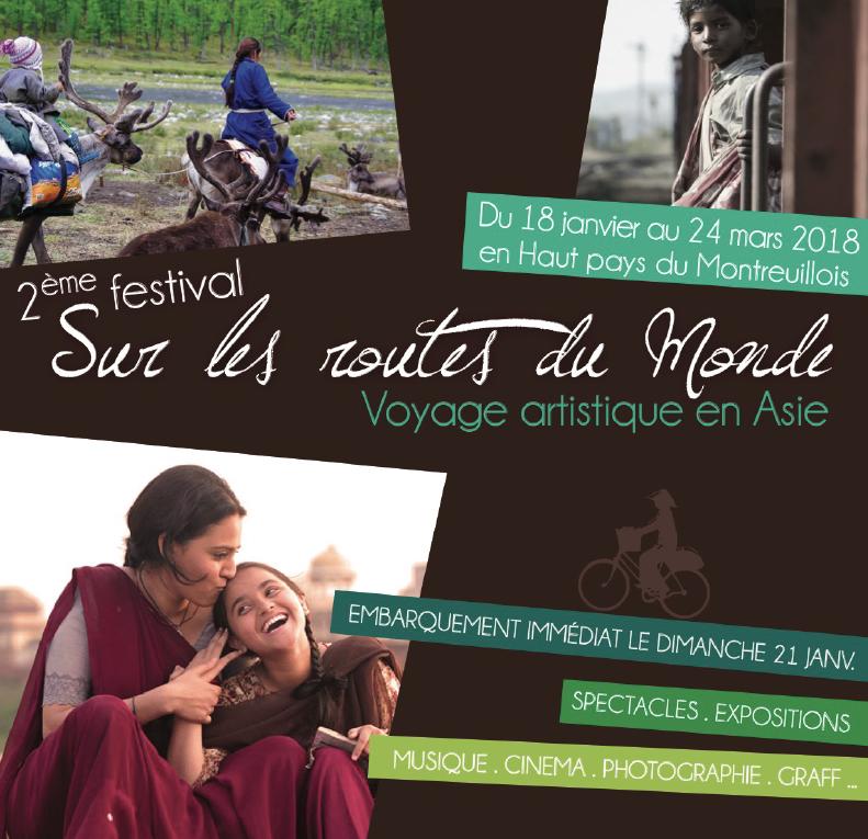Festival sur les Routes du Monde 2018 - Association A petits Pas