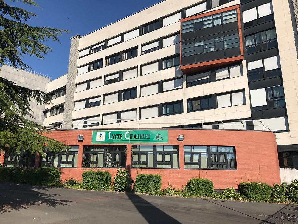 Lycée Albert CHATELET à Douai