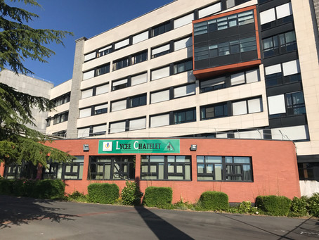 Lycéen américain au lycée Albert Châtelet à Douai, il recherche famille d'accueil