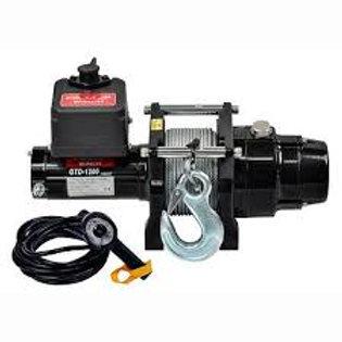 COMEUP WINCH GTD-1200 12V 1,200lb DC HOIST