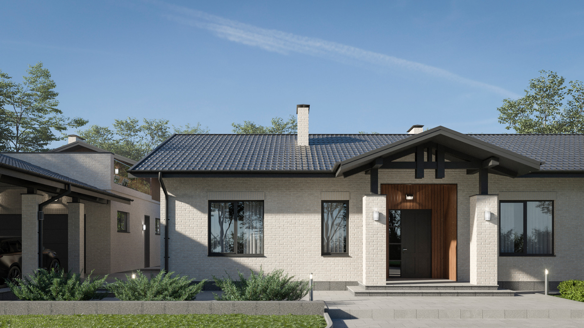 individual dwelling house