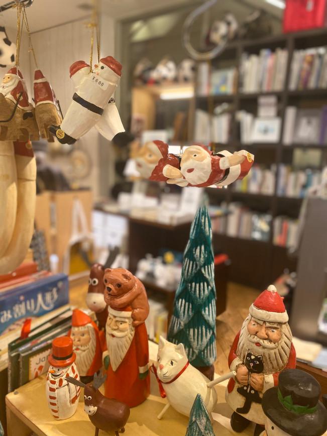 bibliothequeが贈る、特別なクリスマス。