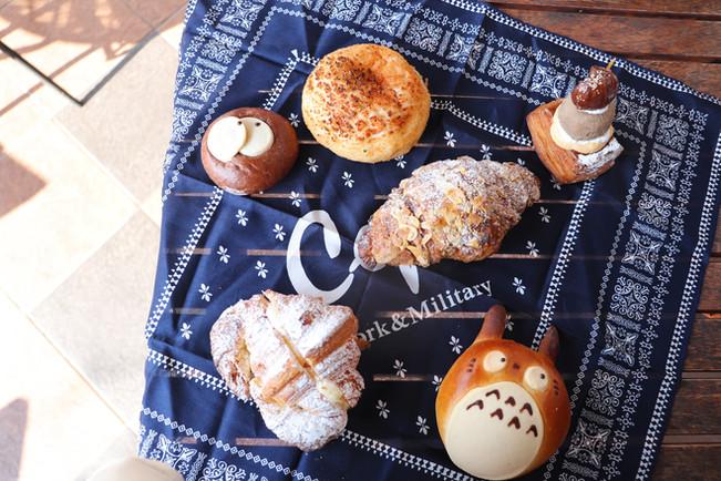 福岡パンドライブ!うきはで人気のパン屋もっか