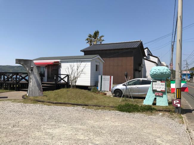 糸島ドライブからの食事にオススメのイタリアン トラットリアジロ