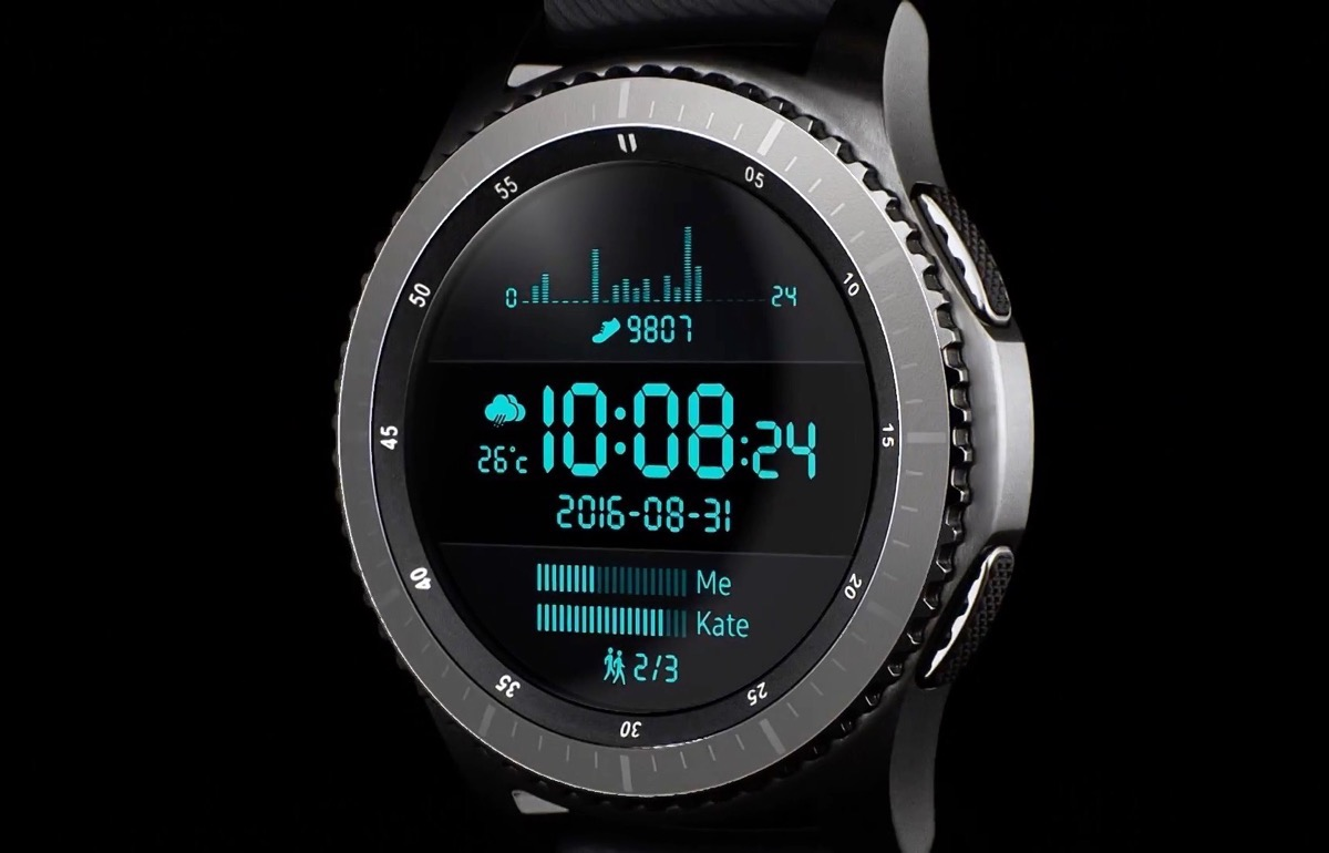 cheaper 85867 6a693 Samsung Gear S3 | #IMZEE