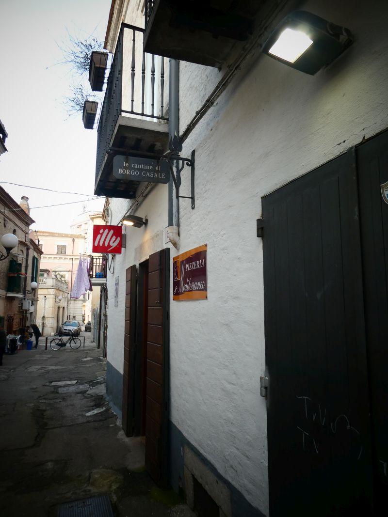 Borgo casale San Severo