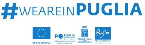 we are in puglia