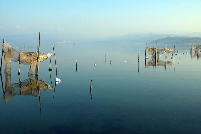 la leggenda di uria e il lago di varano