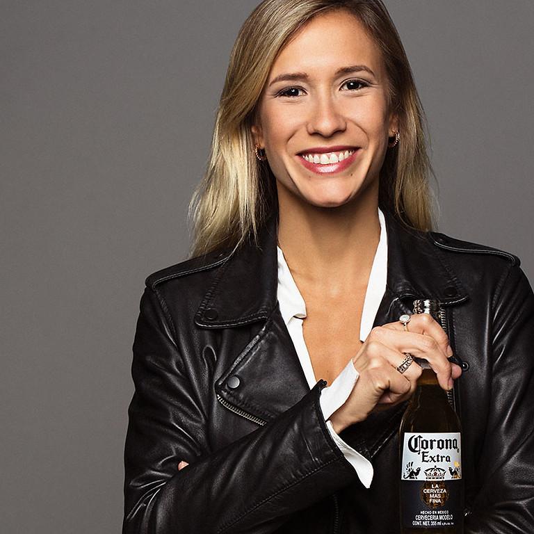 SNAP TALK:Clarissa Pantoja / Directora General de Grupo Modelo