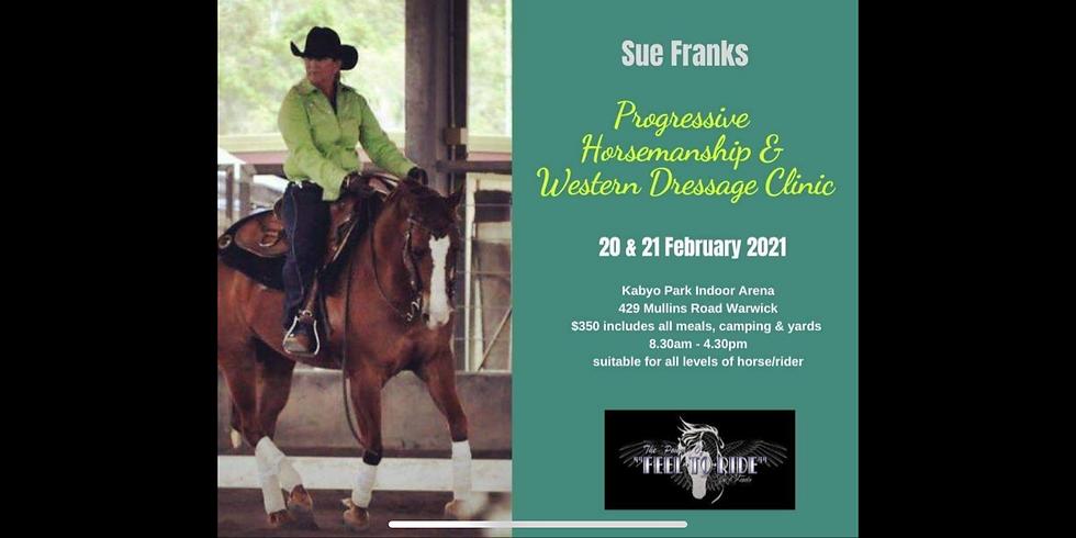 Warwick Horsemanship and Western Dressage
