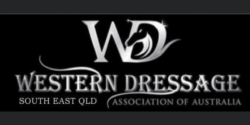 Western Dressage Training Camp