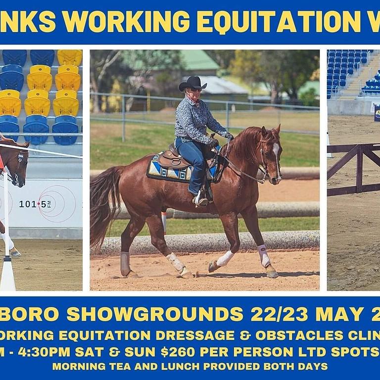Working Equitation Weekend