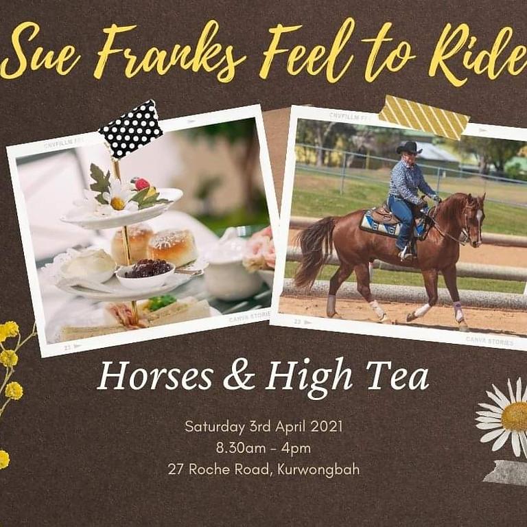 Horse & High Tea