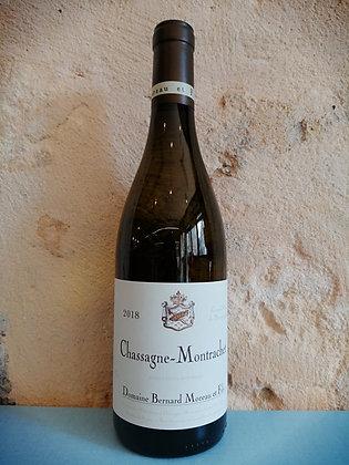 Bernard Moreau, Chassagne-Montrachet 2018