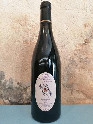 Etienne Courtois, Vin de France, Cuvée des Etourneaux 2016