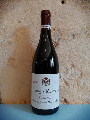 Bernard Moreau,Chassagne-Montrachet, Vieilles Vignes 2018