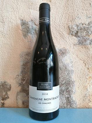 Morey Coffinet, Chassagne-Montrachet, Les Chaumes 2018