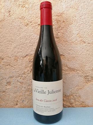 Domaine Vieille Julienne,Côtes-du-Rhône Clavin 2016