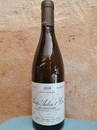 Marc Colin, Saint-Aubin 1er Cru, La Chatenière 2018