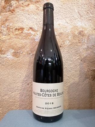 Domaine Pierre Boisson, Bourgogne Hautes-Côtes de Beaune 2018