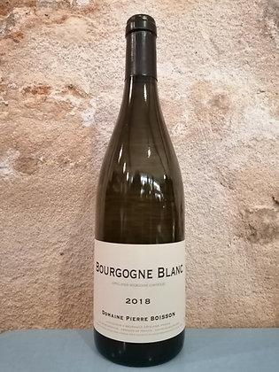 Domaine Pierre Boisson, Bourgogne Blanc 2018