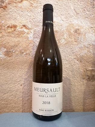 Domaine Anne Boisson, Meursault, Sous La Velle 2018