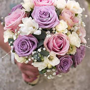 Lilac, pink and scented