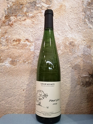 Domaine Jean Ginglinger, Alsace, Pinot Gris 2019