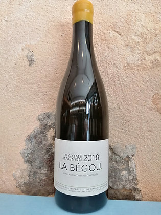 Maxime Magnon, Corbières, La Bégou 2018