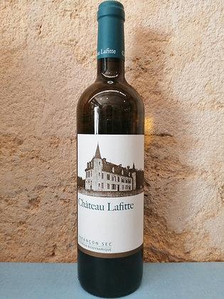 Château Lafitte, Jurançon sec 2019