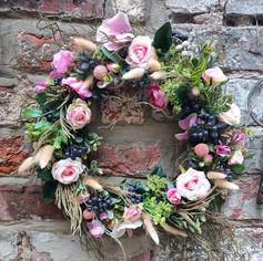 Artificial wreath (example)