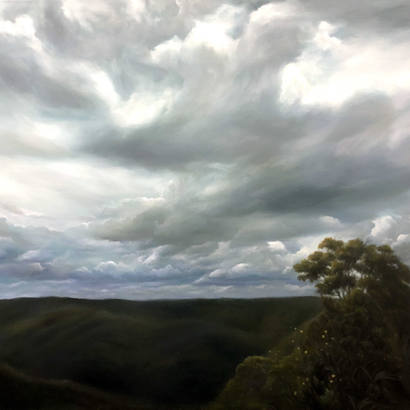 Serenity of Nature