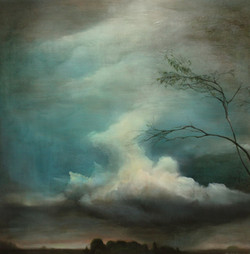 Fleeting Stormy Cloud