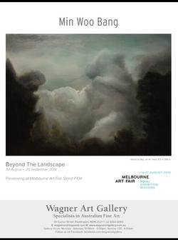 Beyond the Landscape 2014