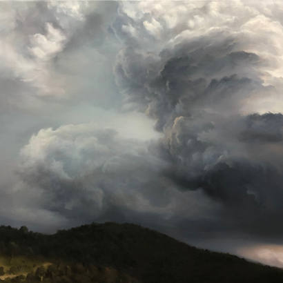 Uncertain Sky (in Jindabyne)