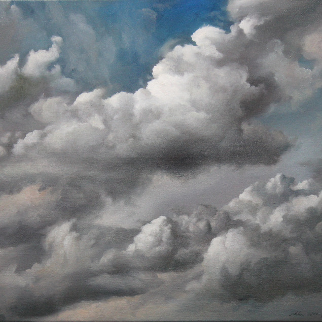 Bang_MinWoo_Ephemeral Clouds_oilonlinen_