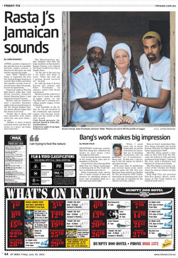 MinWooBang NT news 2012