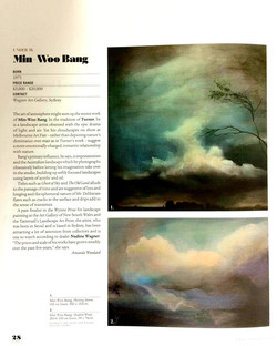 Art Collector MAF issue 2014