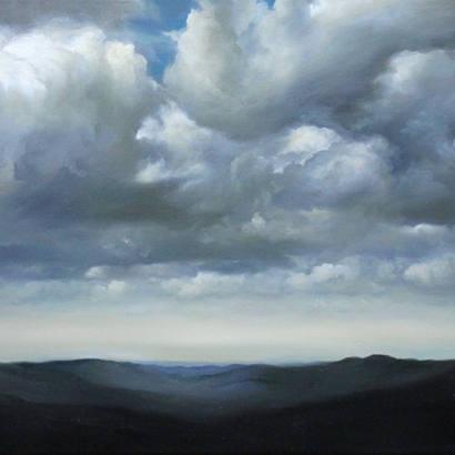 Mountainous Horizon
