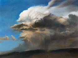 Giant Nimbus Cloud